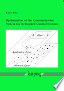 Optimization of the Communication System for Networked Control Systems