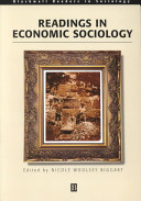 Cover of Readings in Economic Sociology