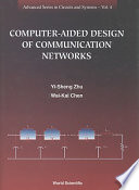 Computer aided Design of Communication Networks Book