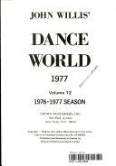 Dance World Volume 12