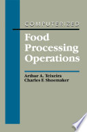 Computerized Food Processing Operations Book