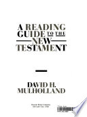 A reading guide to the New Testament
