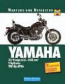 Yamaha XV Virago.: 535 bis 1100 ccm. 2 Zylinder 1981 bis 1996. Das ...