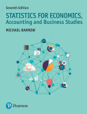 Statistics for Economics, Accounting and Business Studies