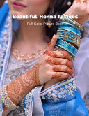 Beautiful Henna Tattoos Full Color Picture Book