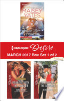Harlequin Desire March 2017 - Box Set 1 of 2