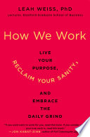 How We Work Book
