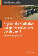 Regenerative Adaptive Design for Sustainable Development Book