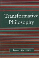 Transformative Philosophy