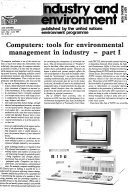 Industry And Environment Book PDF