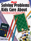 Solving Math Problems Kids Care about