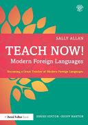 Teach Now! Modern Foreign Languages Pdf/ePub eBook