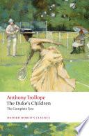 The Duke s Children Complete