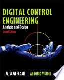 Digital Control Engineering Book PDF