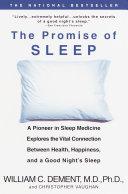 The Promise Of Sleep Book PDF