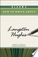Bloom's How to Write about Langston Hughes