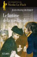 Le Fantôme de la rue Royale :