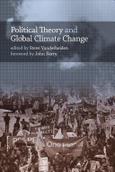 Political Theory and Global Climate Change