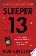 Sleeper 13 Book