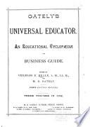 Gately s Universal Educator Book PDF