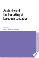 Austerity and the Remaking of European Education