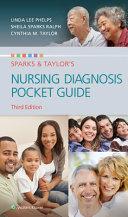 Sparks   Taylor s Nursing Diagnosis Pocket Guide