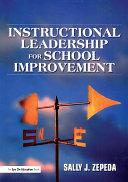 Instructional Leadership for School Improvement Pdf/ePub eBook