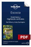 Escocia 7. Inverness y Highlands centrales
