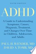 Adhd Book PDF