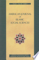 American Journal Of Islamic Social Sciences 21 4