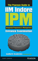 The Pearson Guide To Iim Indore S Ipm