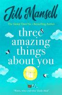 Three Amazing Things About You Pdf/ePub eBook