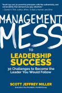 Pdf Management Mess to Leadership Success Telecharger
