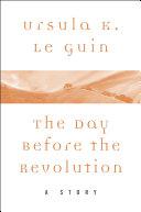 The Day Before the Revolution Pdf/ePub eBook