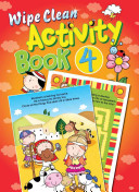 Wipe Clean Activity Book Book