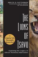 Free The Lions of Tsavo Read Online