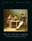 Play Your Cards  Book