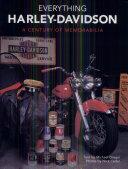 Everything Harley Davidson