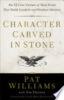 Character Carved in Stone Book PDF
