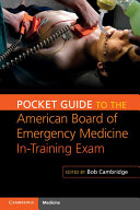 Pocket Guide to the American Board of Emergency Medicine In Training Exam