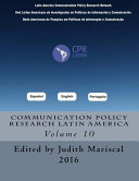 Communication Policy Research Latin America
