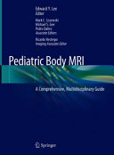 Pediatric Body MRI