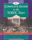 Heinle   Heinle s Complete Guide to the TOEFL Test  CBT Ed