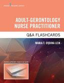 Adult-gerontology Nurse Practitioner Certification Intensive Review