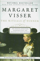 The Rituals Of Dinner Book PDF