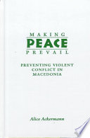 Making Peace Prevail