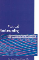 Musical Understanding Pdf/ePub eBook