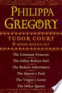 Philippa Gregory S Tudor Court 6 Book Boxed Set Book PDF
