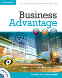 Business Advantage Intermediate Student's Book with DVD