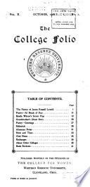 The College Folio